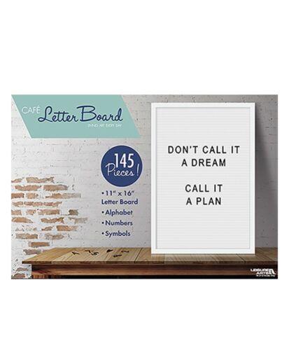 Leisure Arts Inc 11x16 Felt Letter Board