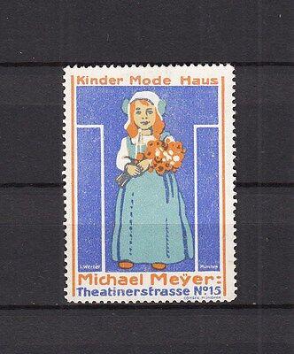 - Kinder Mode Haus Michael Meyer - München - Theatinerstr.  (Michael Meyers Kind)