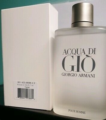 ACQUA DI GIO 6.7 BY GIORGIO ARMANI FOR MEN**NEW BOTTLE TSTR WITH BOX**