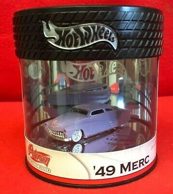 1:64 Hot Wheel Cool Collectibles Tire Petersen Series