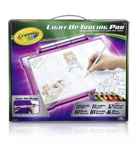Crayola 04-0908 Light up Tracing Pad - Pink