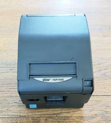 Star Tsp700ii Thermal Parallel Receipt Printer Ethernet 2