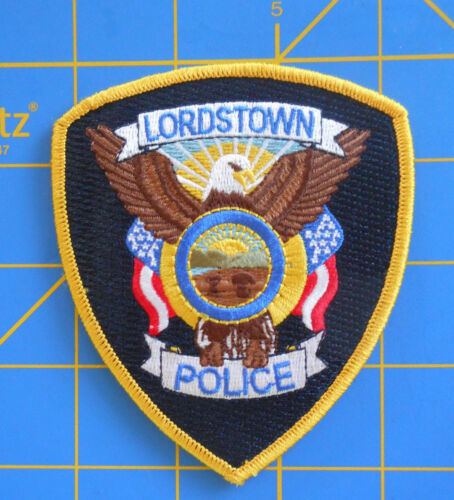 Lordstown Police Patch (Ohio)