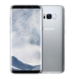 Samsung Galaxy s8 64bg brand new 550-600
