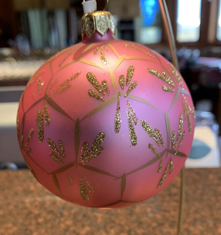 radko vintage ornaments faberge look Balls