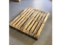 FREE Used Wooden Pallets MUST TAKE THEM ALL