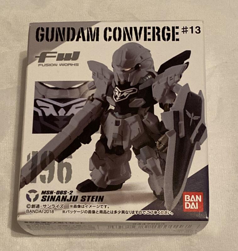 FW Gundam Converge #13 196 Sinanju Stein