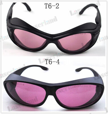780nm 808nm 810nm 830nm Ir Infrared Laser Protective Goggles Safety Glasses Ce