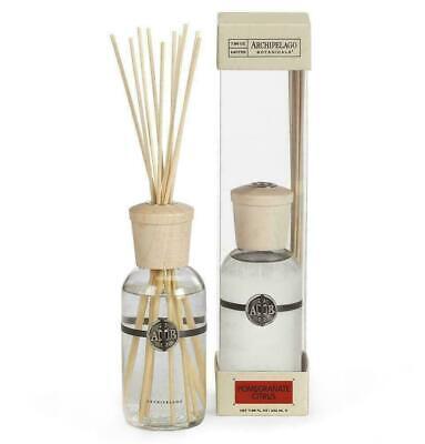 Archipelago Botanicals Pomegranate Citrus Reed Home Fragrance Diffuser 8.4 fl oz