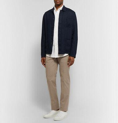 Incotex Venezia 1951 Four Season Slim-Fit Cotton-Blend Chinos Pants Trousers 50