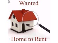 Wanted 2 Bed House with Garden!