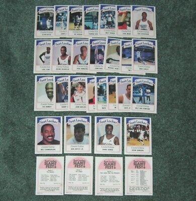 Slam Fest Barry Bonds Rookie  Griffey Jr 30 Card Set Sealed Plus