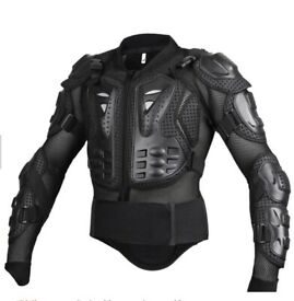 Motorcycling Body Protection jacket Brand New