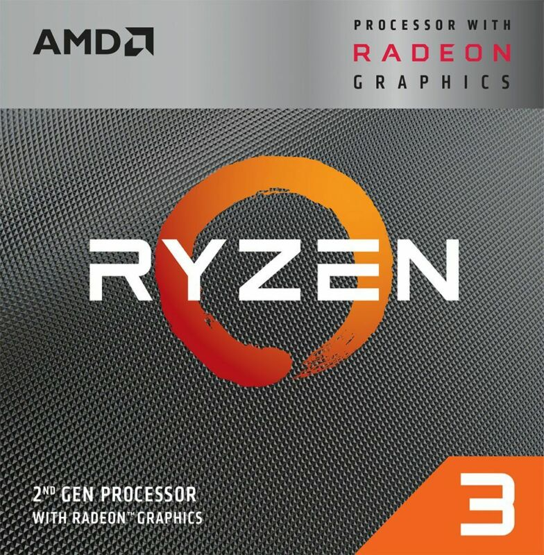 AMD - Ryzen 3 3200G 3rd Generation 4-Core - 4-Thread - 3.6 GHz (4.0 GHz Max B...