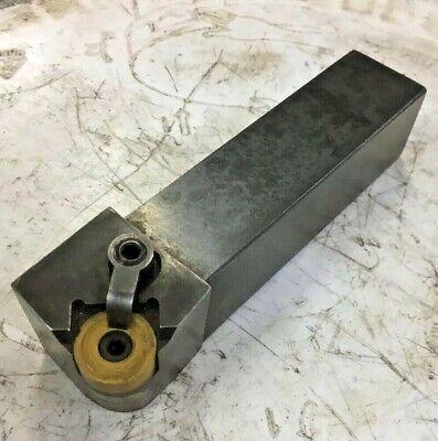 Valenite Mrgnr-20-6 D Round Carbide Insert Metal Lathe Tool Holder 1-14 Shank