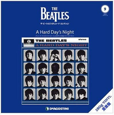 Beatles LP Record Collection A Hard Day