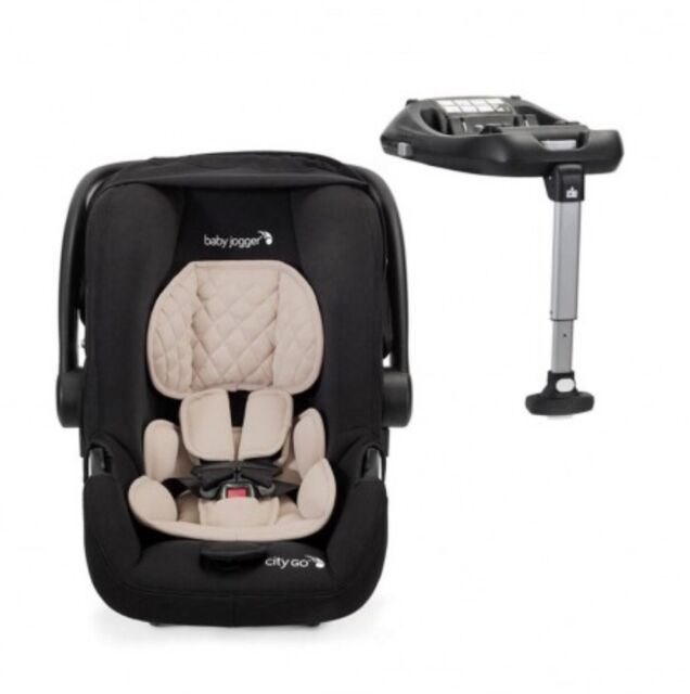 Baby Jogger City Go Car Seat Base Tan Black In Theale Berkshire Gumtree