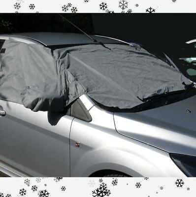 Windscreen and Front Windows Frost Ice Protector Cover Fits Volvo V40