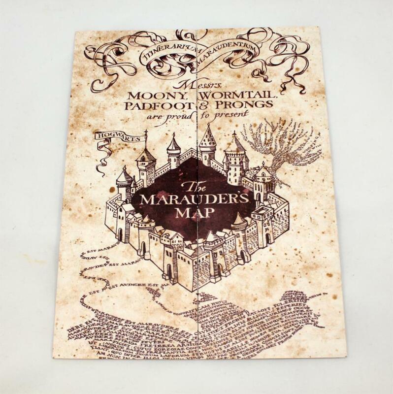 Harry Potter The Marauder