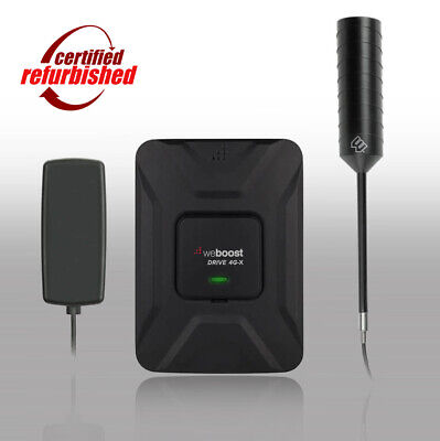 REFURBISHED weBoost Drive 4G-X OTR Cell Phone Signal Booster | Truck Edition
