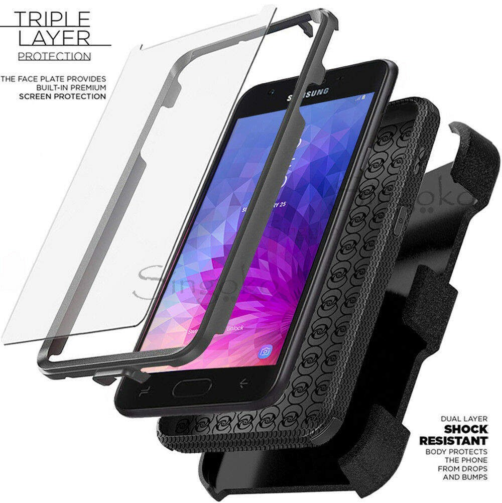Samsung Galaxy J7 V 2018/Refine/Star/Crown/S7 Phone Case Arm