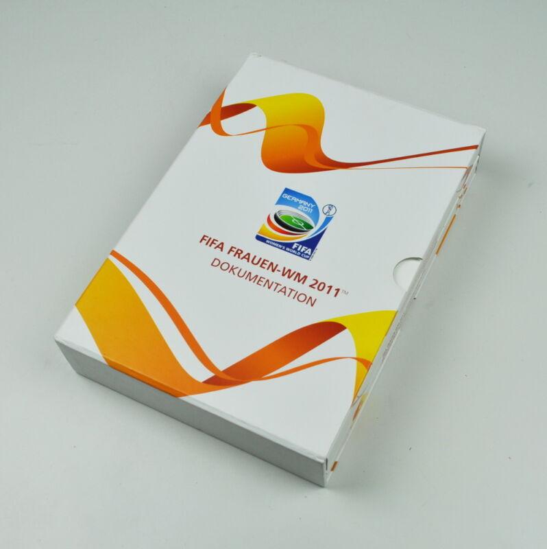 Fifa Frauen-Wm 2011 - Documentation - Pressemeldungen - Abschlussberichte