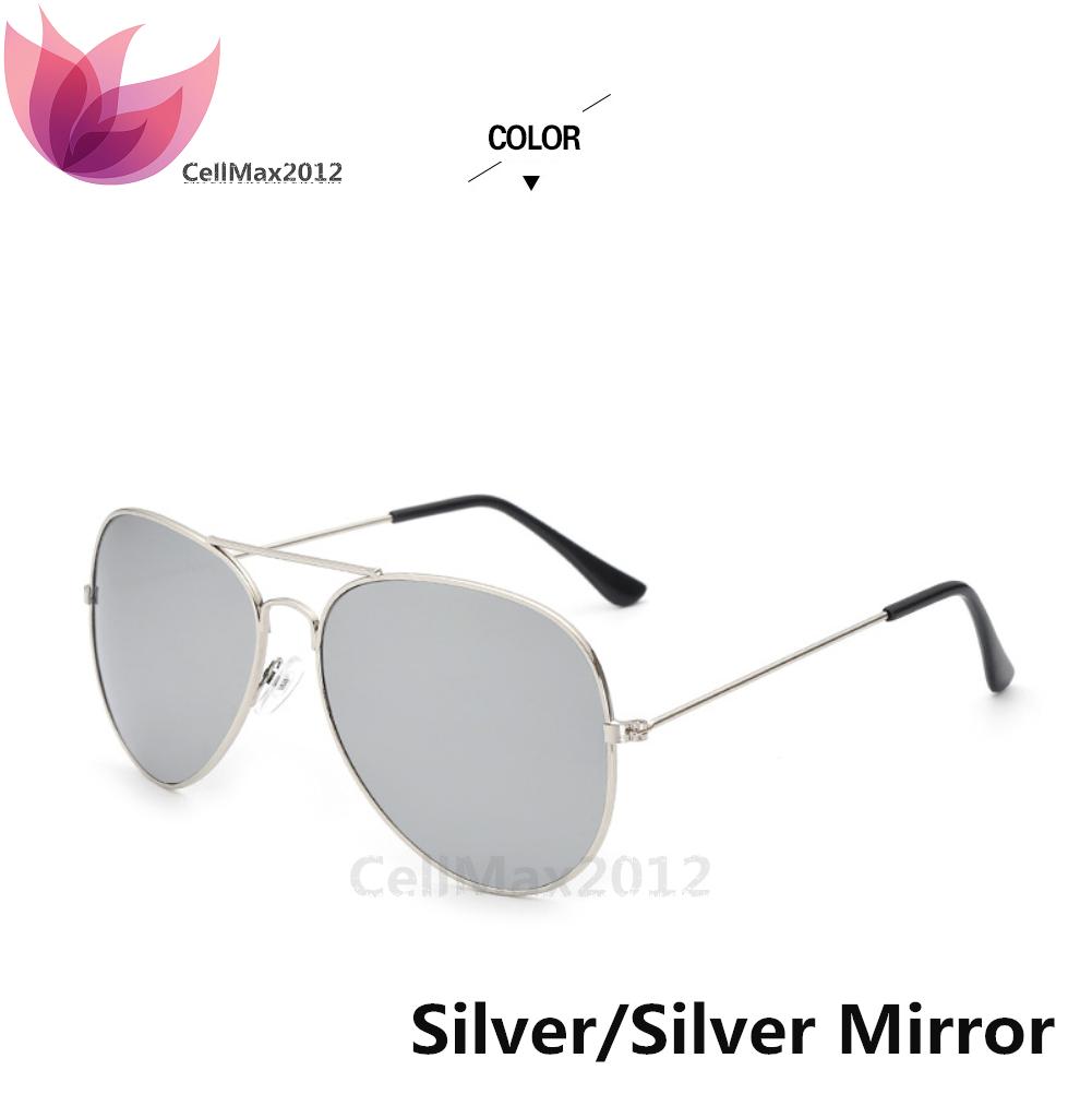 Silver / Silver Lens