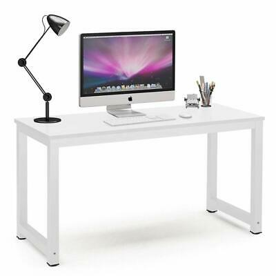 Pc Laptop Study Table Workstation Writing Desk Home Office Computer Desk 47