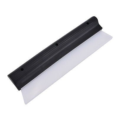 New Squeegee Car Antislip Wiper Water Blade Non-Scratch Silicone Clean Window SI