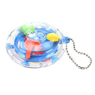3D Space Traveller Intellect Ball Balance Maze Game Puzzle Toy Popular FH
