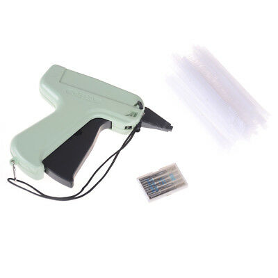 "Hot Sale Clothes Garment Price Label Tagging Tag Gun 3""1000 Barbs+5Needles FH"