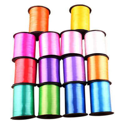 250YD CURLING (Balloon) RIBBON 14 Colors for Wedding/Birthday/Home Party NJ