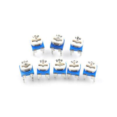 20pcs Rm065 Rm-065 Trimpot Trimmer Potentiometer Variable Resistor Jb