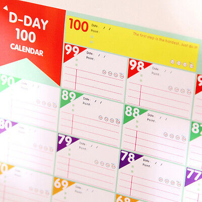 2016 Calendar Wall Planner Daily Schedule Large Size Lovely  Wall Sticker Hu Kw