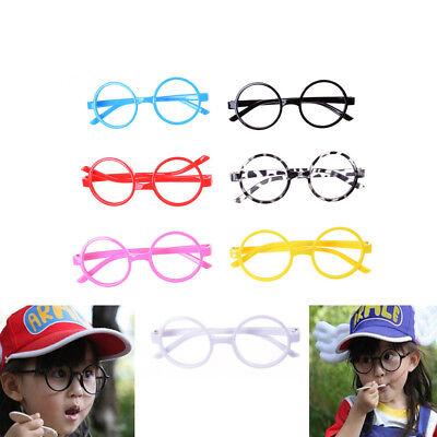 Nette Kinder Brille Ohne Objektiv Party Kleid Cosplay Requisiten Baby Frame GCRH