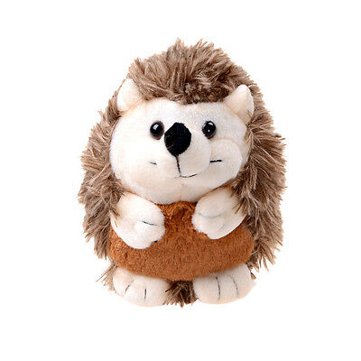 Soft Hedgehog Animal Doll Stuffed Plush Toy Kids Home Weddin