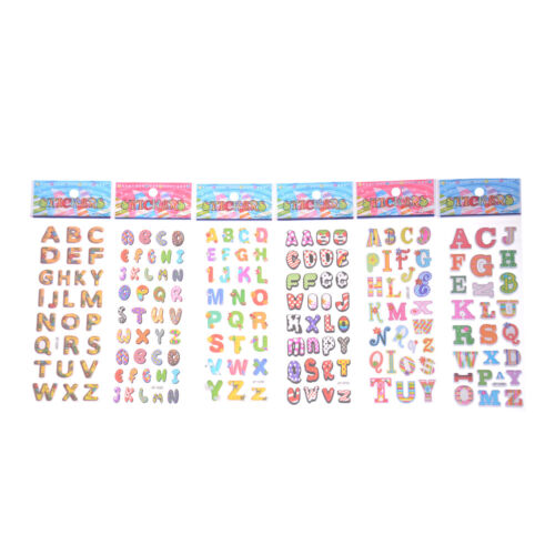 DD 5 Sheets Various Vegetables Bubble Stickers Cartoon Scrapbooking Stickers