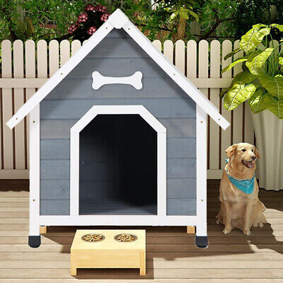 Dog Houses for Dogs Outside Indoor Weatherproof ...