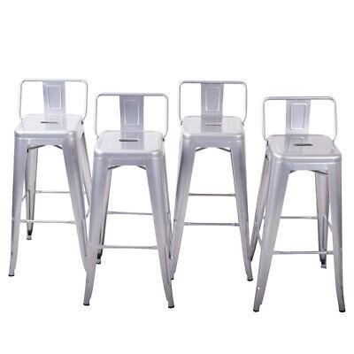new 4pc bar stool height modern chair