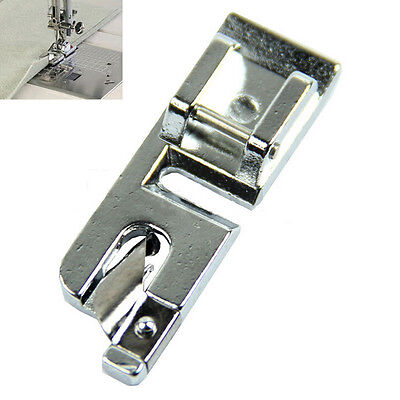 Rolled Hem Foot For Brother Janome Singer Toyota Silver Bernet Sewing Machine <Z