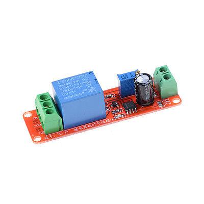 New Ne555 Dc 12v Delay Relay Shield Timer Switch Adjustable Module 0-10secondtc