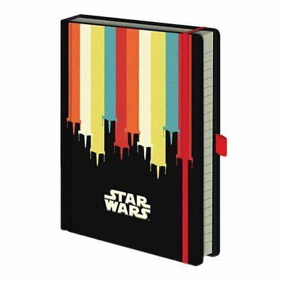 Star Wars Nostalgia Hardback A5 Premium Notebook