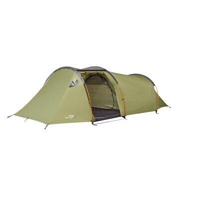 Vango Knoydart 300 Tent - 3 Person Tent 2019 (Dark Moss)