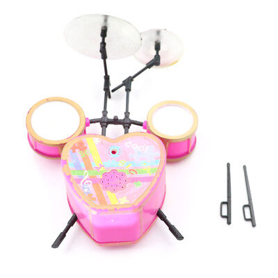Doll play drums musical instruments toys plastic toys toy accessories  Z
