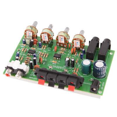 12V 60W Stereo Digital Audio Power Amplifier Board Electronic Circuit Module HG