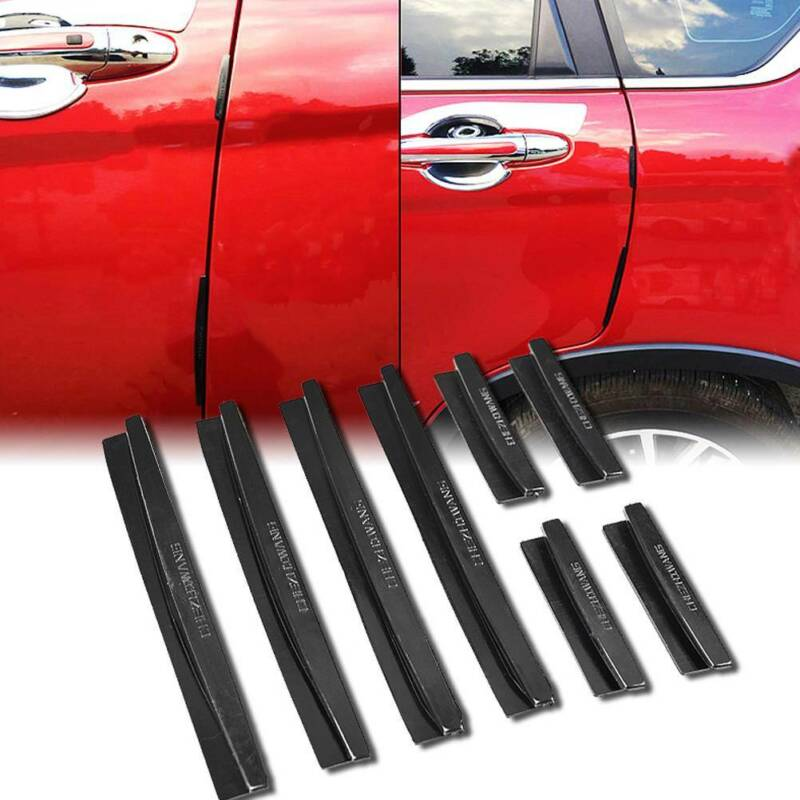 Car Accessories Door Side Edge Anti-Collision Trim Guard Protector Rubber Strip