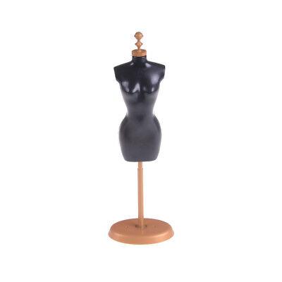 Mannequin Stand Modell für Puppen Tuch Kleid Kleid Display Halter EX