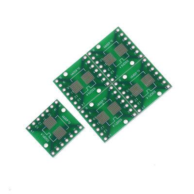 5pcs Sosopsoicssoptssopmsop14 To Dip 14 Adapter Pcb Board Converter Fy