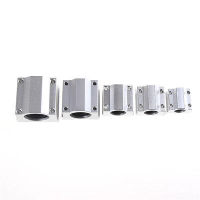 Sc8uu-scs20uu 8-20mm Linear Motion Ball Bearing Machinery Slide Bushing Vv