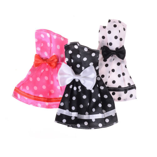 Beautiful Handmade Fashion Clothes Dress For  Doll Cute Decor Lovely PICA